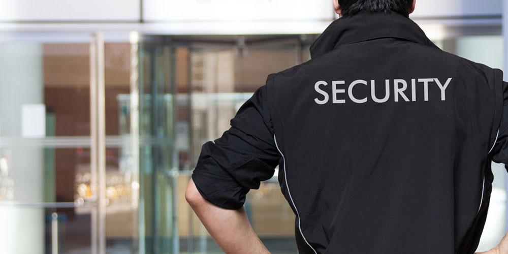 Agents de sécurité